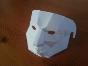 Prototype mask